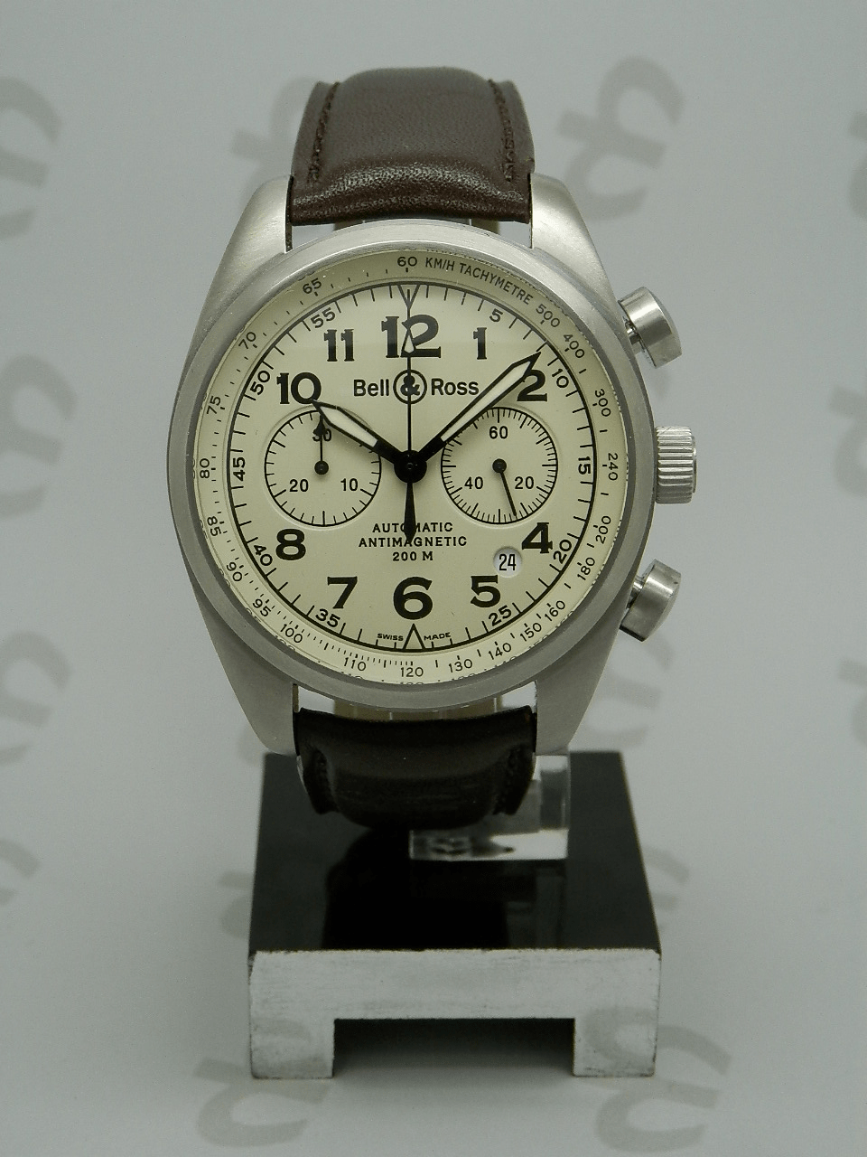 Bell & Ross BR 126 Vintage XL Crono