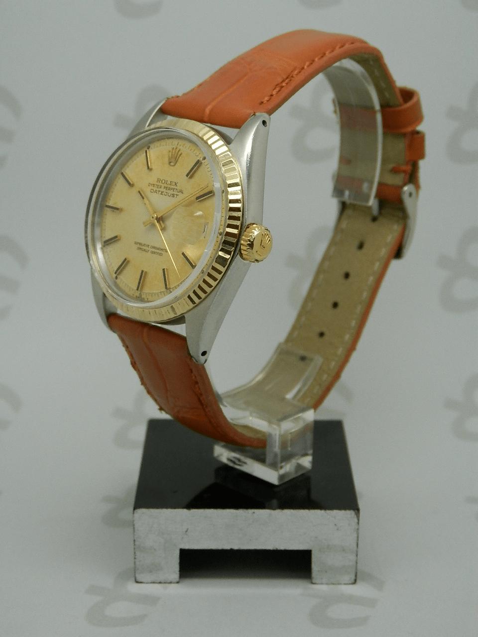 Rolex Datejust Acero y Oro Ref. 1601