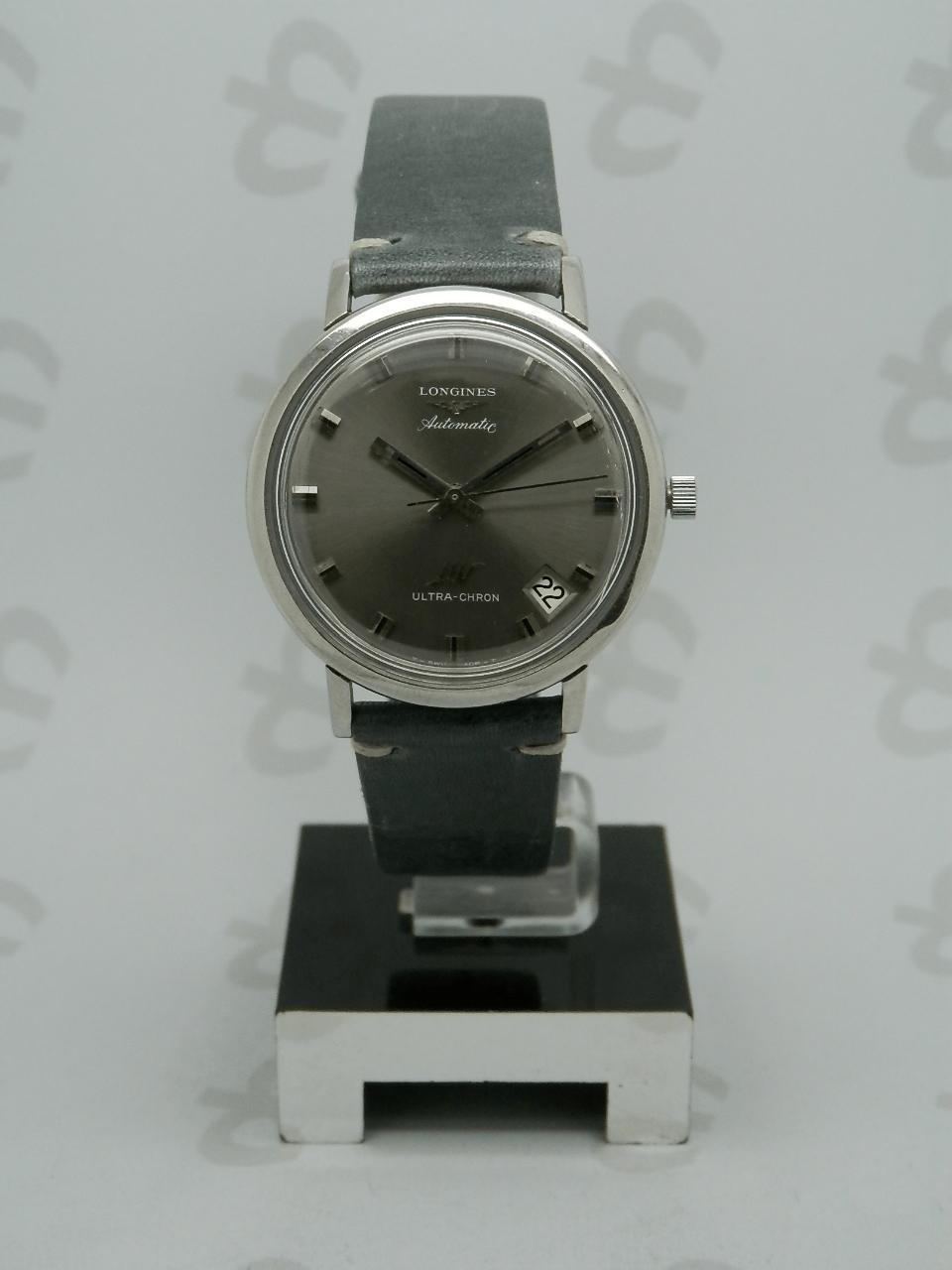 Longines Ultra-Chron Date Acero Automático Vintage