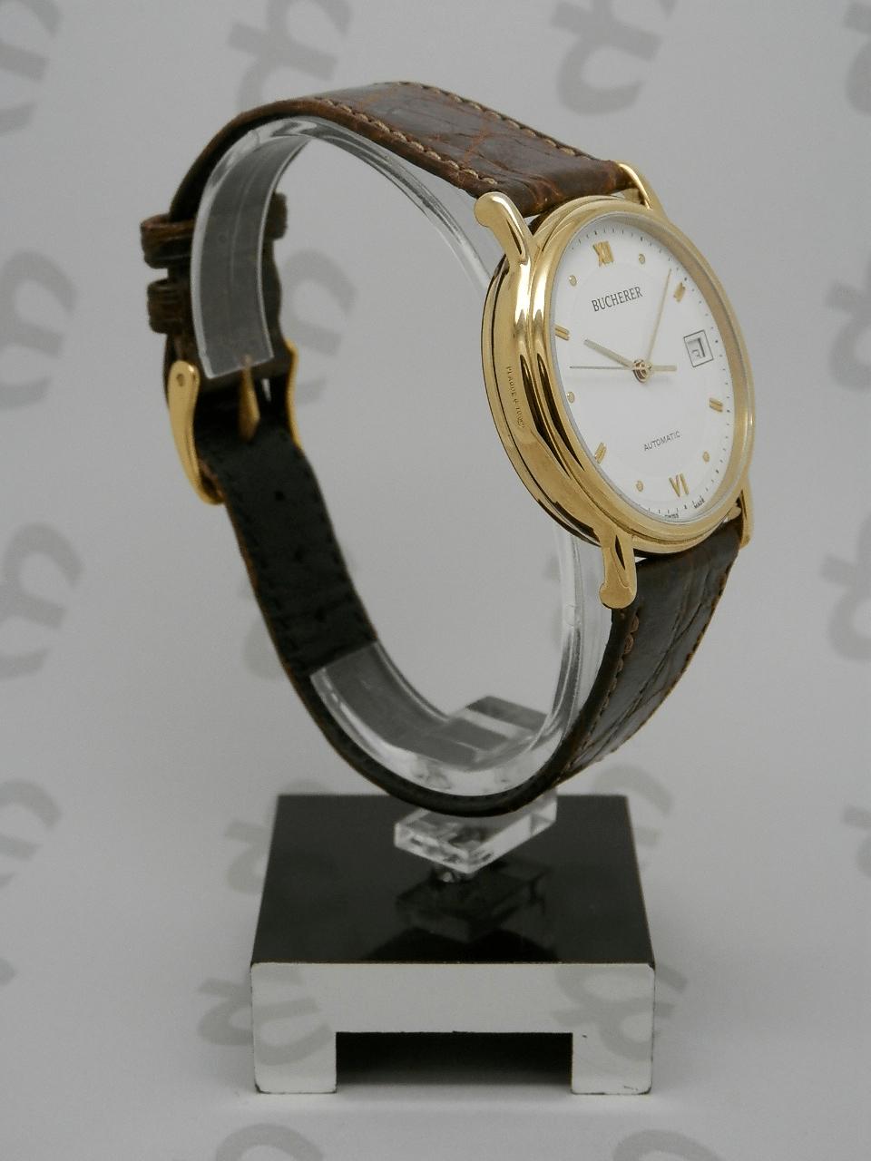 Bucherer Classic Automático Chapado Oro