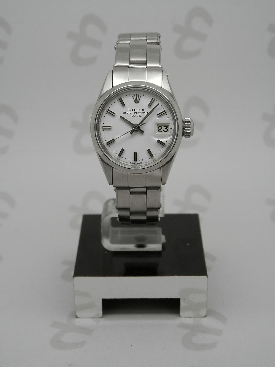 Rolex Date Lady Vintage Acero Automático