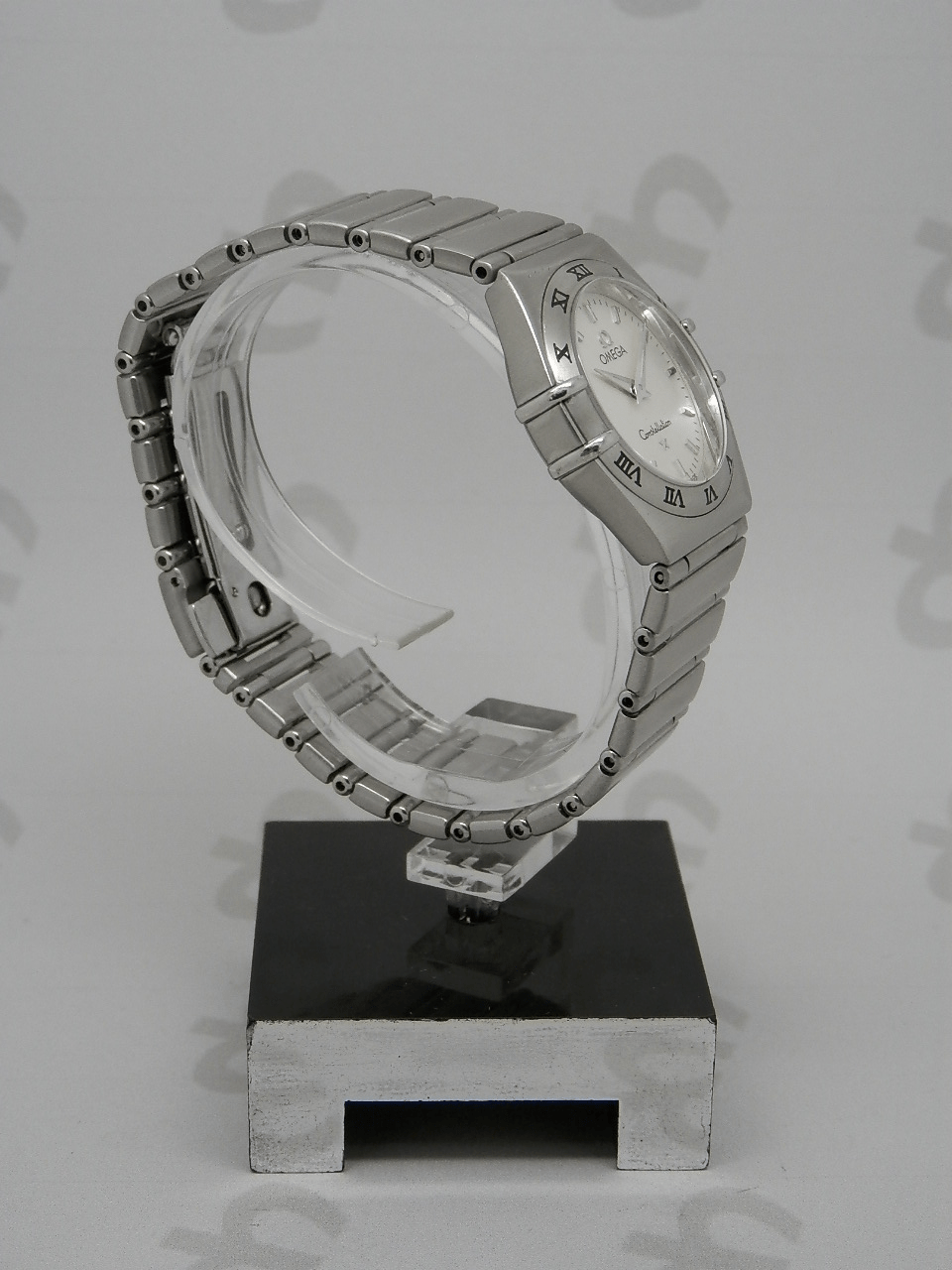 Omega Constellation Lady Acero Cuarzo